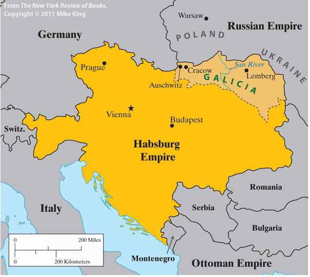 was the habsburg empire on the From 1804-1867 the habsburg monarchy grew into the austrian empire, and 1867-1918 as the austro-hungarian empire.
